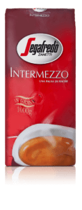 Segafredo Intermezzo koffieverpakking