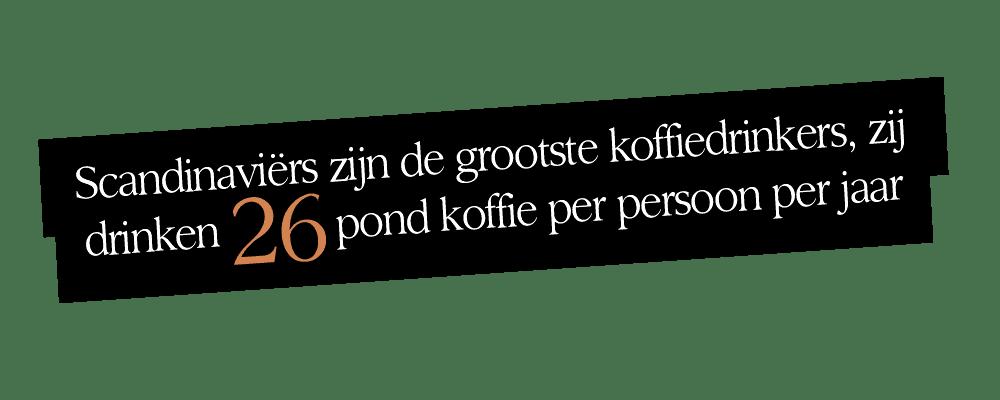 Scandinavie koffieland | Undici Ore | Segafredo Magazine