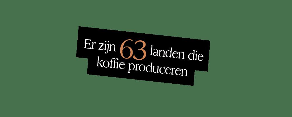 63 koffie landen | Undici Ore | Segafredo Magazine