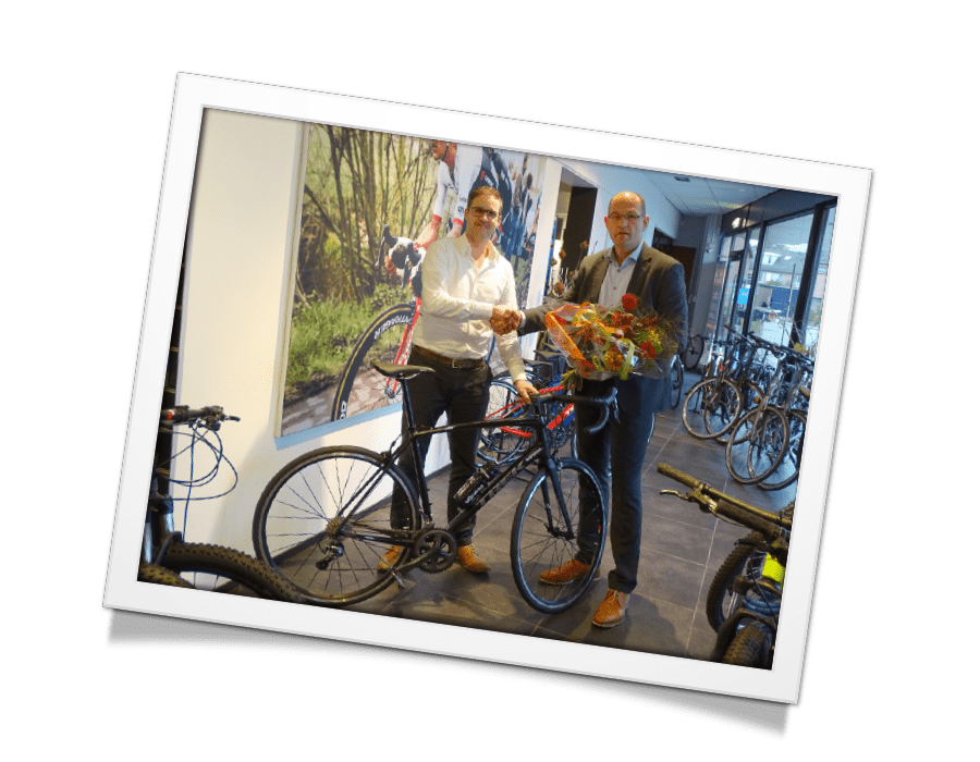 Winnaar Trek fiets | Undici Ore | Segafredo Magazine