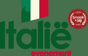 Logo italië evenement