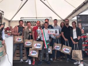groepsfoto Barista di Casa 2018